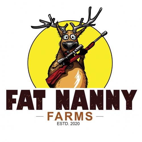 Proposed logo design for a family farm