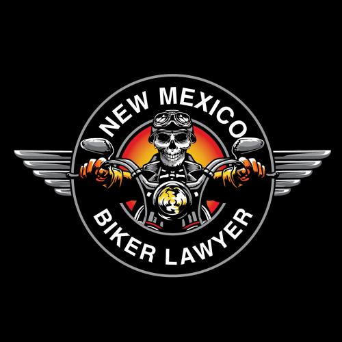 A proposed logo design for a biker