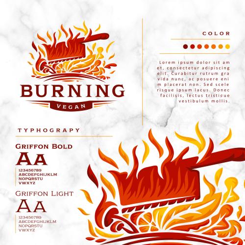 Burning Vegan