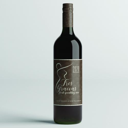 wine label design.