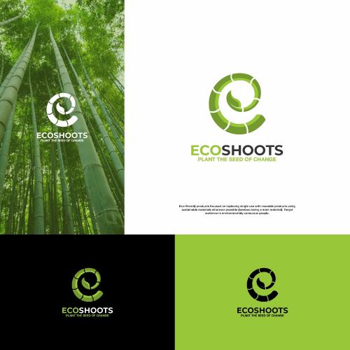 Ecoshoots Logo Concept