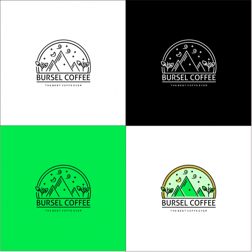 BURSEL Coffee Logo