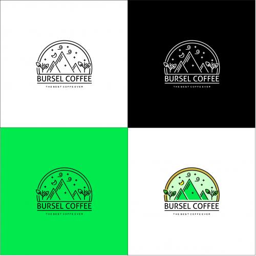 BURSEL Coffee Logo