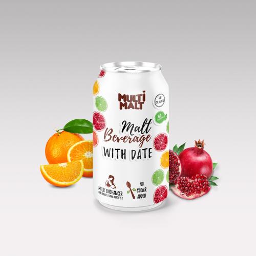 Fruit beverage can design