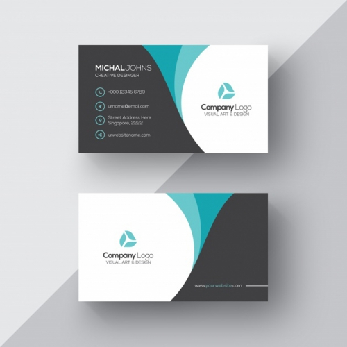 Outstanding Corporate Professional Business card