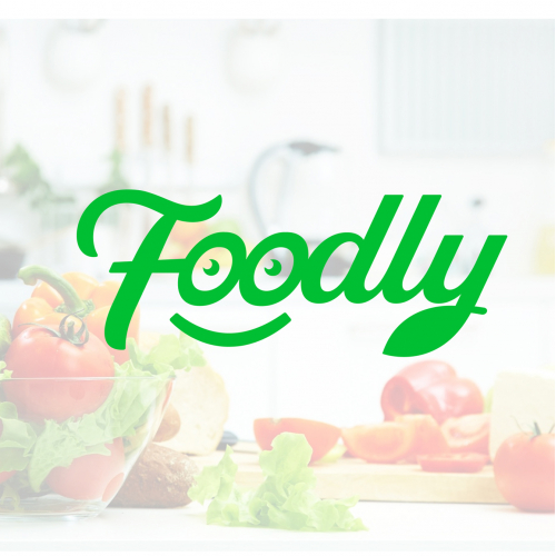 Foodly Logo