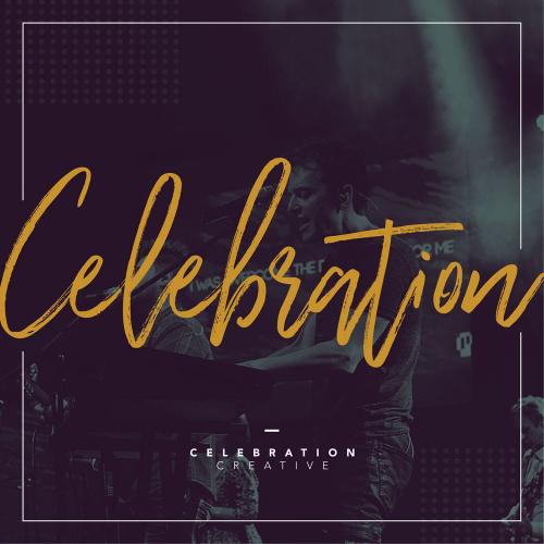 Modern Albumart for Church Worship Band