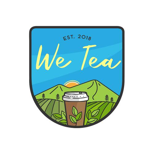 Modern Illustration Logo for Milk Tea business