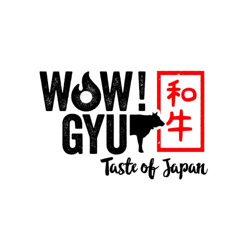 Rugged Logo for Japanese Fusion Restaurant