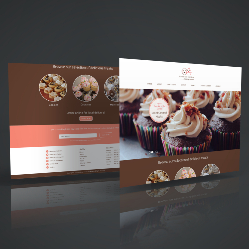 Cookies and Cupcakes Bakery