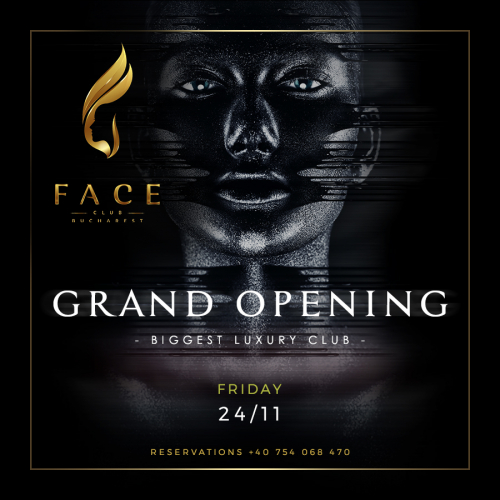 Face Club Grand Opening