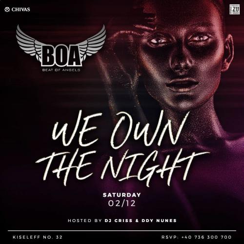 BOA Club - Concept