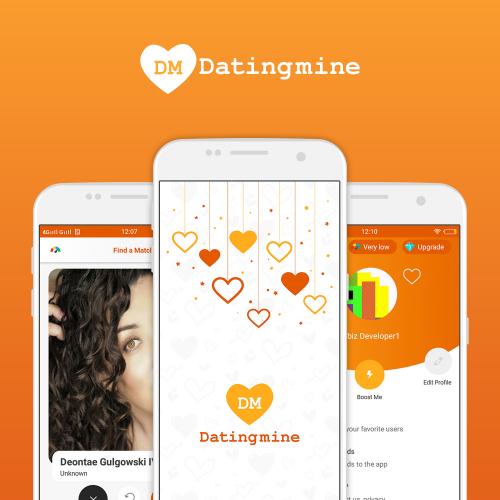 Datingmine