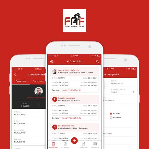 FAF App - Fight Against Fraud