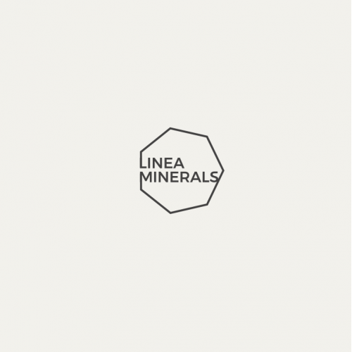 logo for linea minerals - cosmetics and medicine