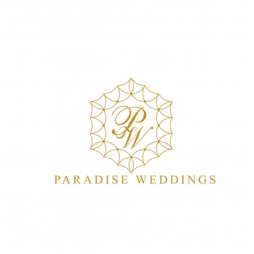 Luxury Wedding Company Logo Concept