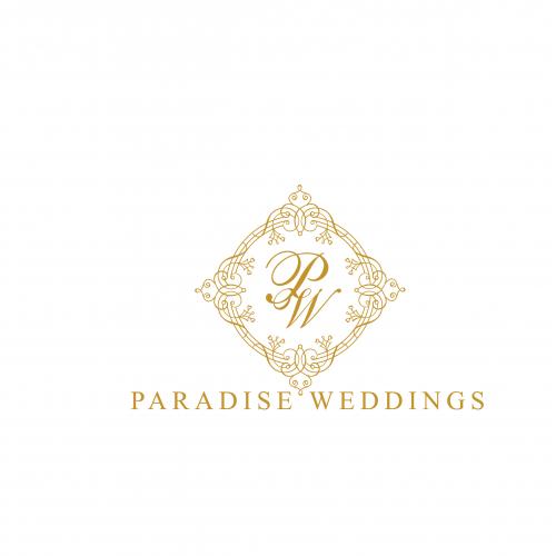 Wedding Company Logo Concept
