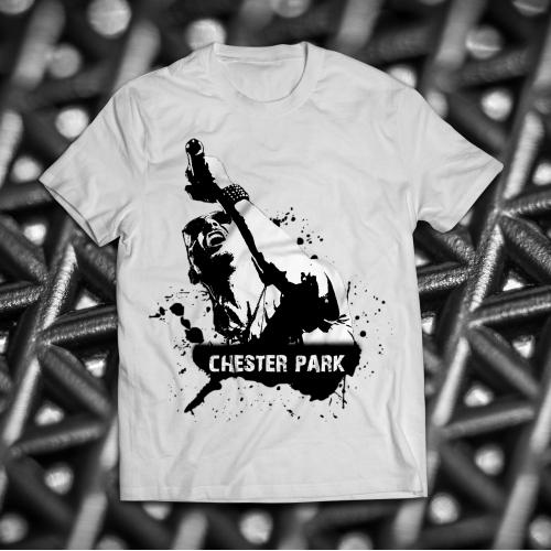 Chester Park T-shirt design