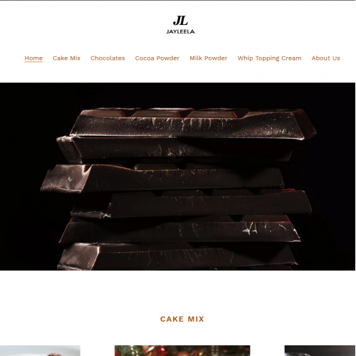 The Online Baking Store