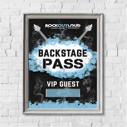 Backstage Pass (ID Card)