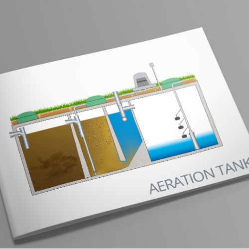 technical illustration design