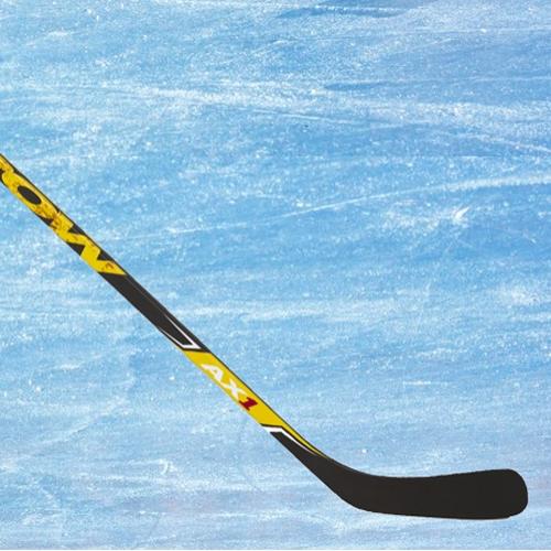 Hockey stick design