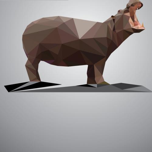 Poly Hippo