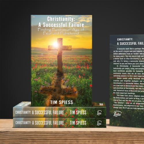 Religion book cover.
