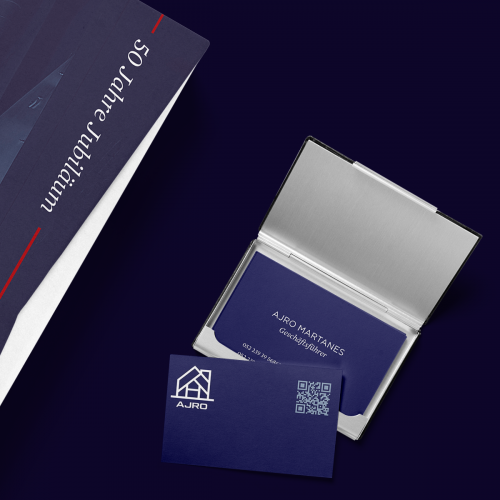 Business Cards — Ajro