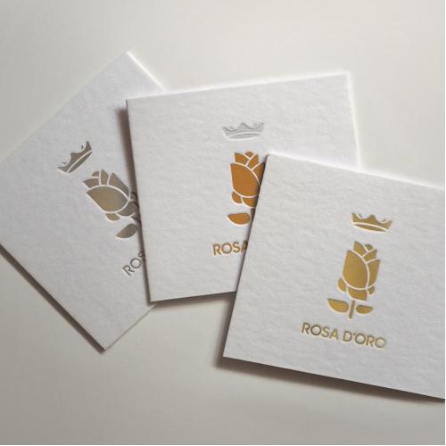 Rosa D'Oro Hotel Logo