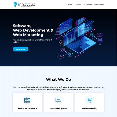 Web Development Company Website Design