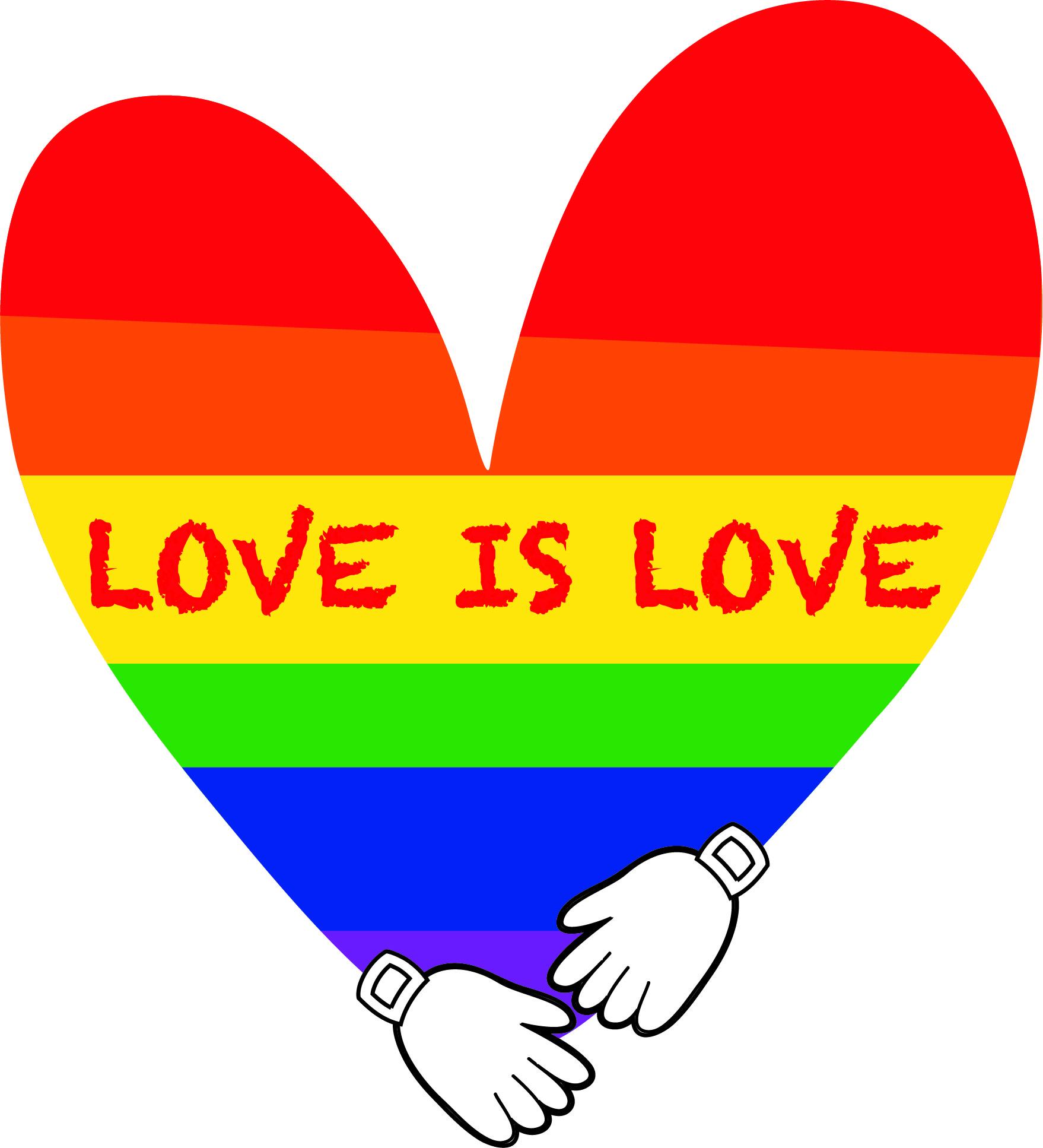 Love is Love, pride 2020!