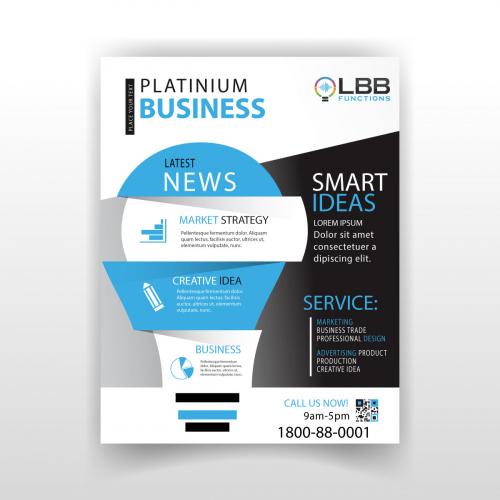 LBB Functions Flyer Design
