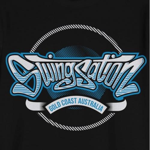 Swingsation T-Shirt Design
