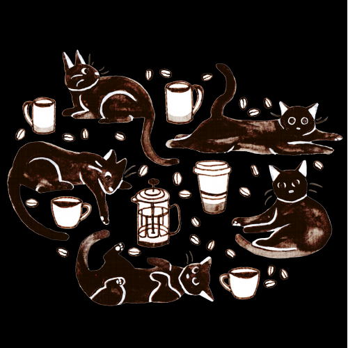 Gouache Coffee