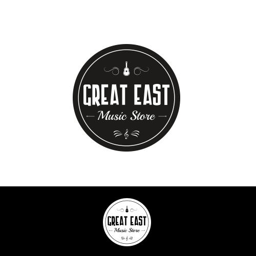 Great East Music Store Logo