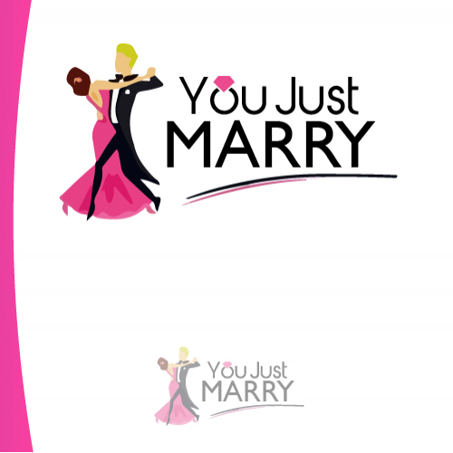 You Just Marry Logo