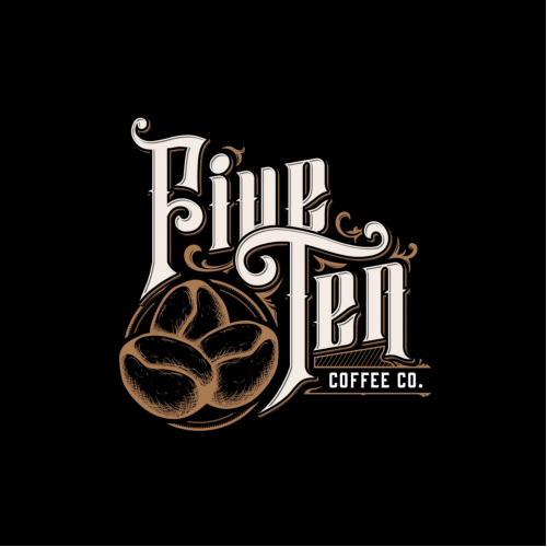 fiveten coffee logo