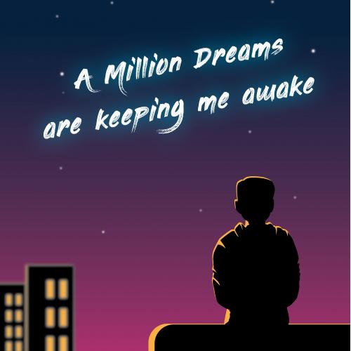 A Boy Dream Wall Poster
