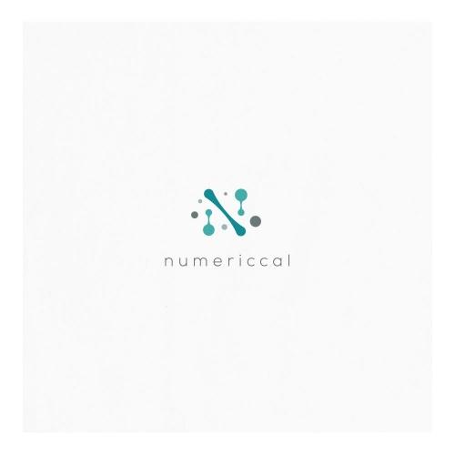 Logo for hi-tech company