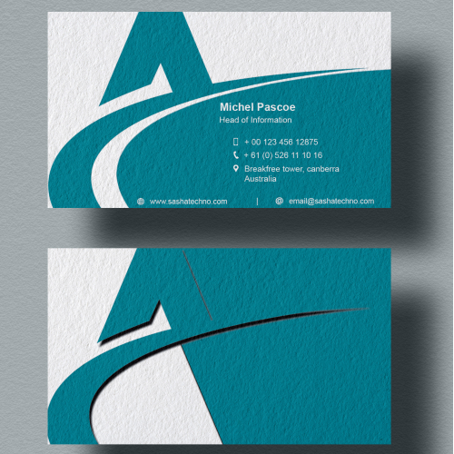 Business card for Telecommunication