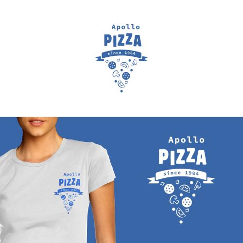 Logo for Pizza