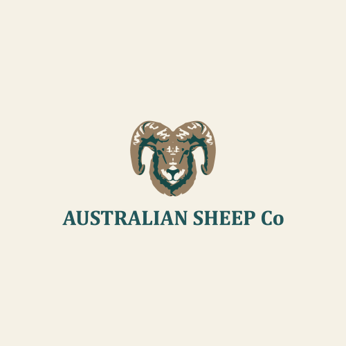 Logo Australian sheep co