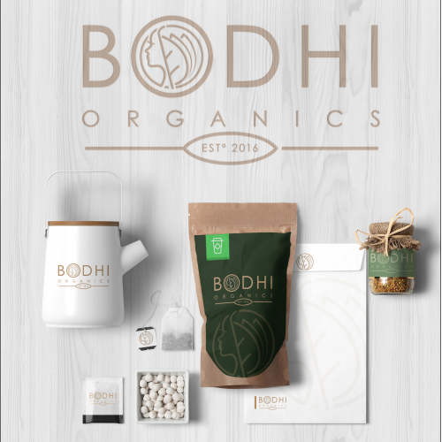 Bodhi Logo and Brand Identity Pack