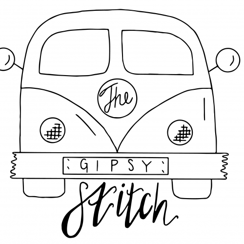 The Gipsy Stitch logo for local boutique