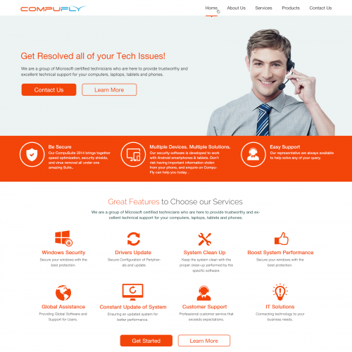 website for compufly