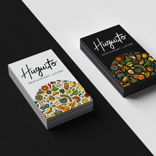 Huguito Card