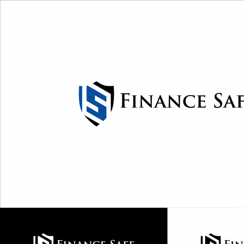Logo Design for Finance Safe