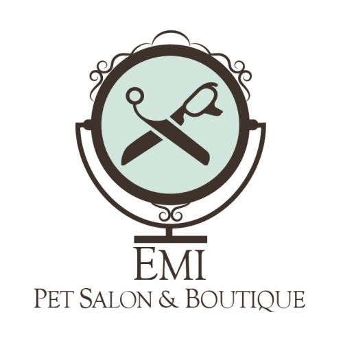 Pet salon logo