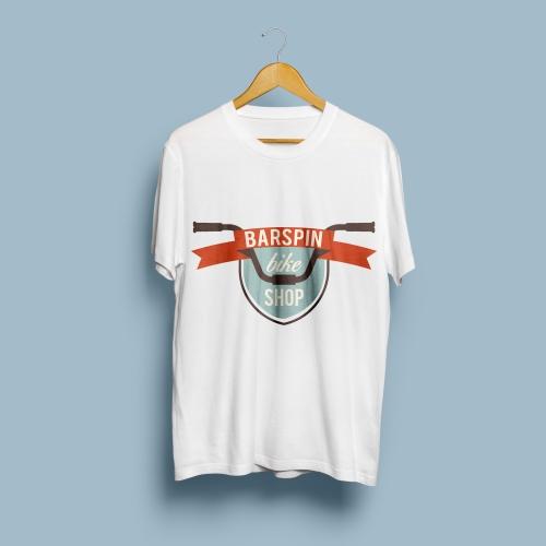 Barspin tshirt